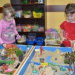 песочные игры для детей